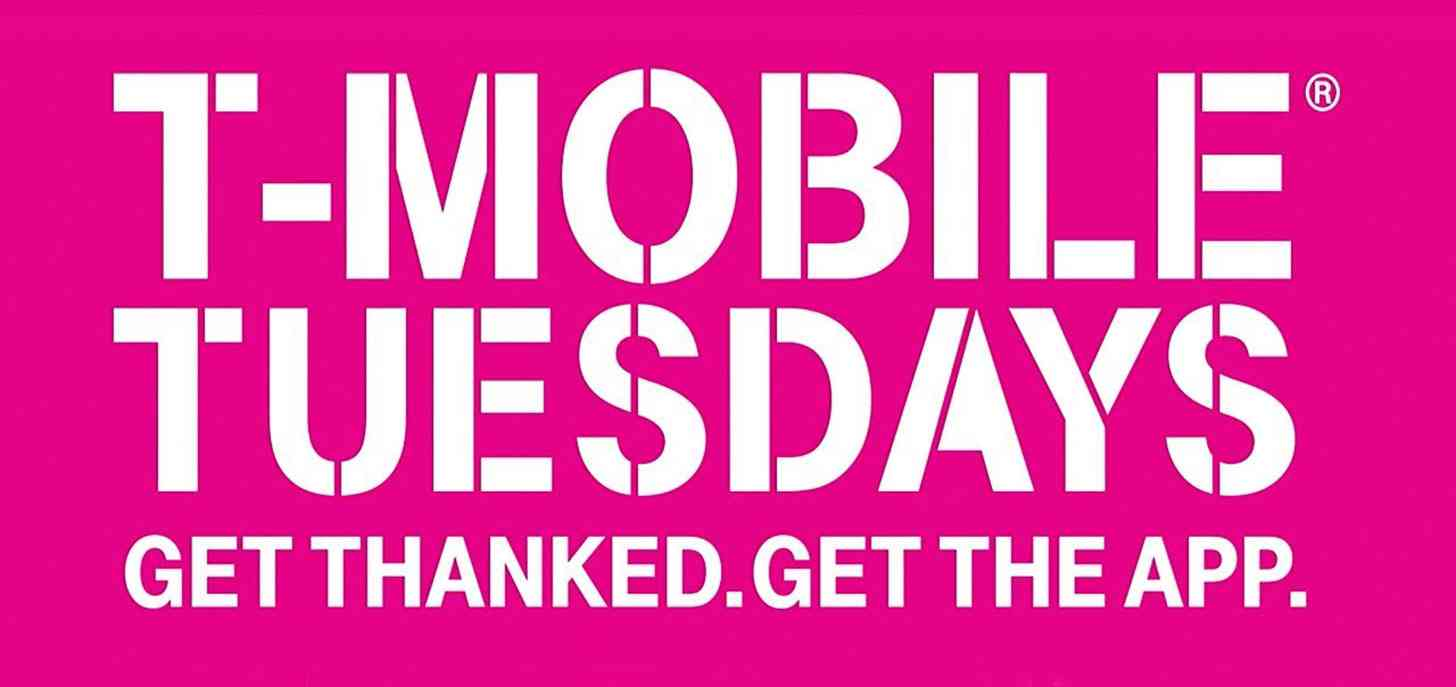 T-Mobile Tuesdays official logo