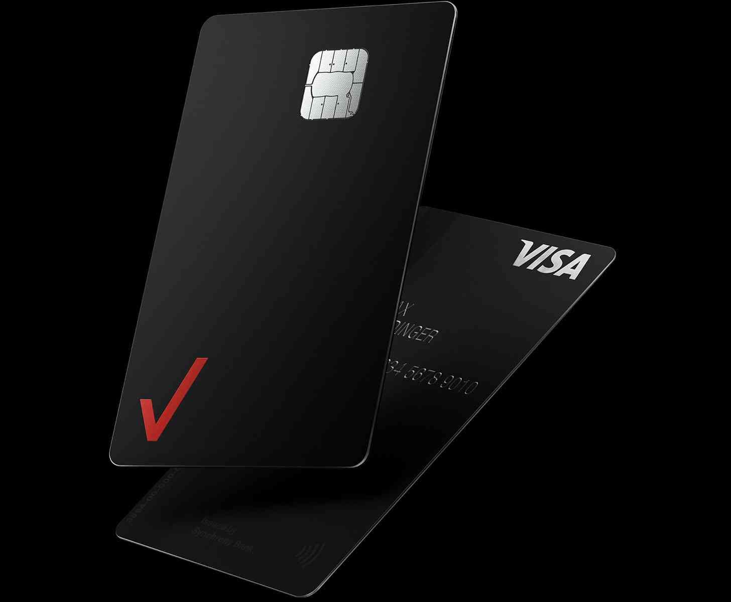 Verizon Visa Card official