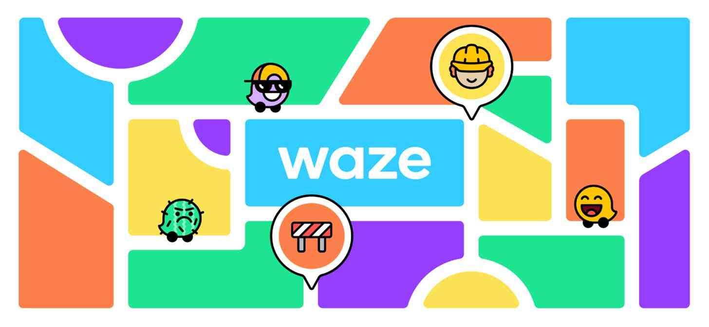 Waze redesign