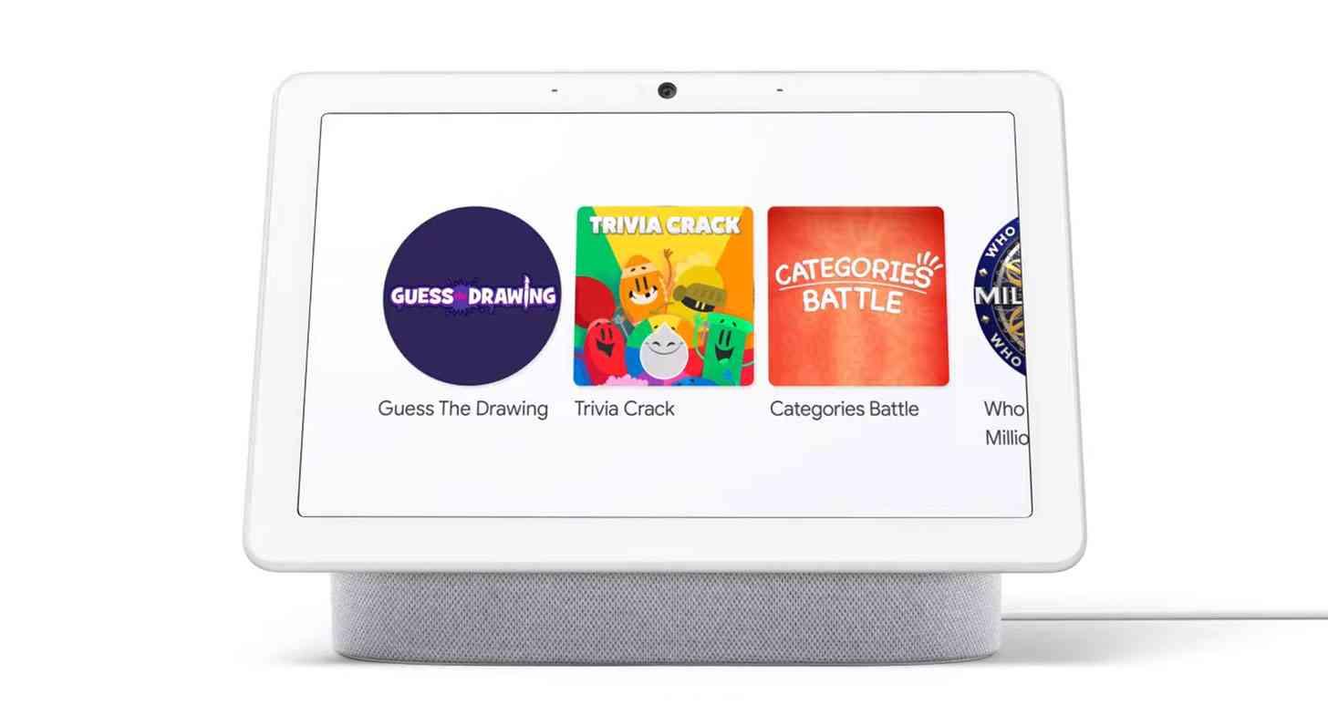 Google games smart display
