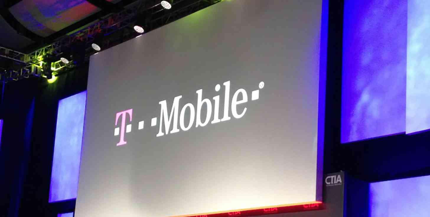 T-Mobile CTIA event