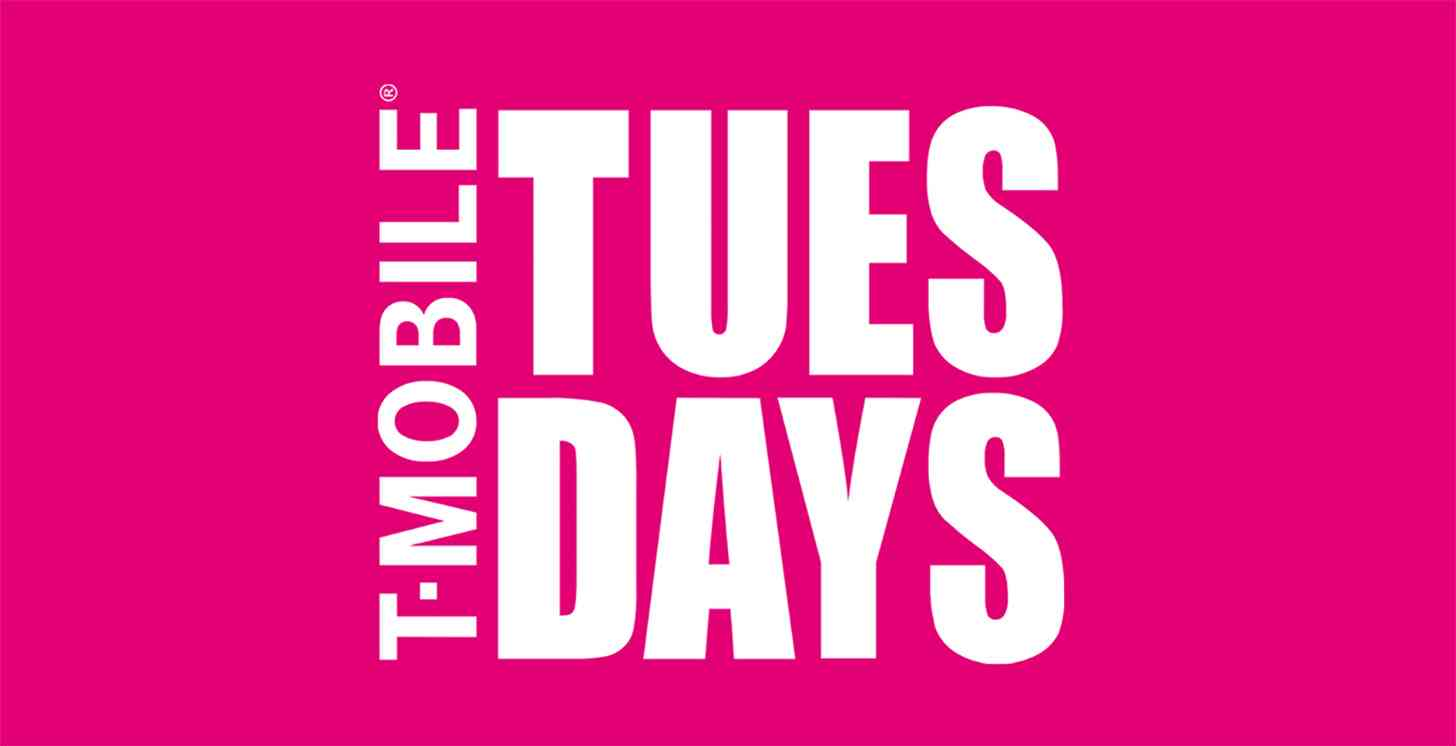T-Mobile Tuesdays new logo