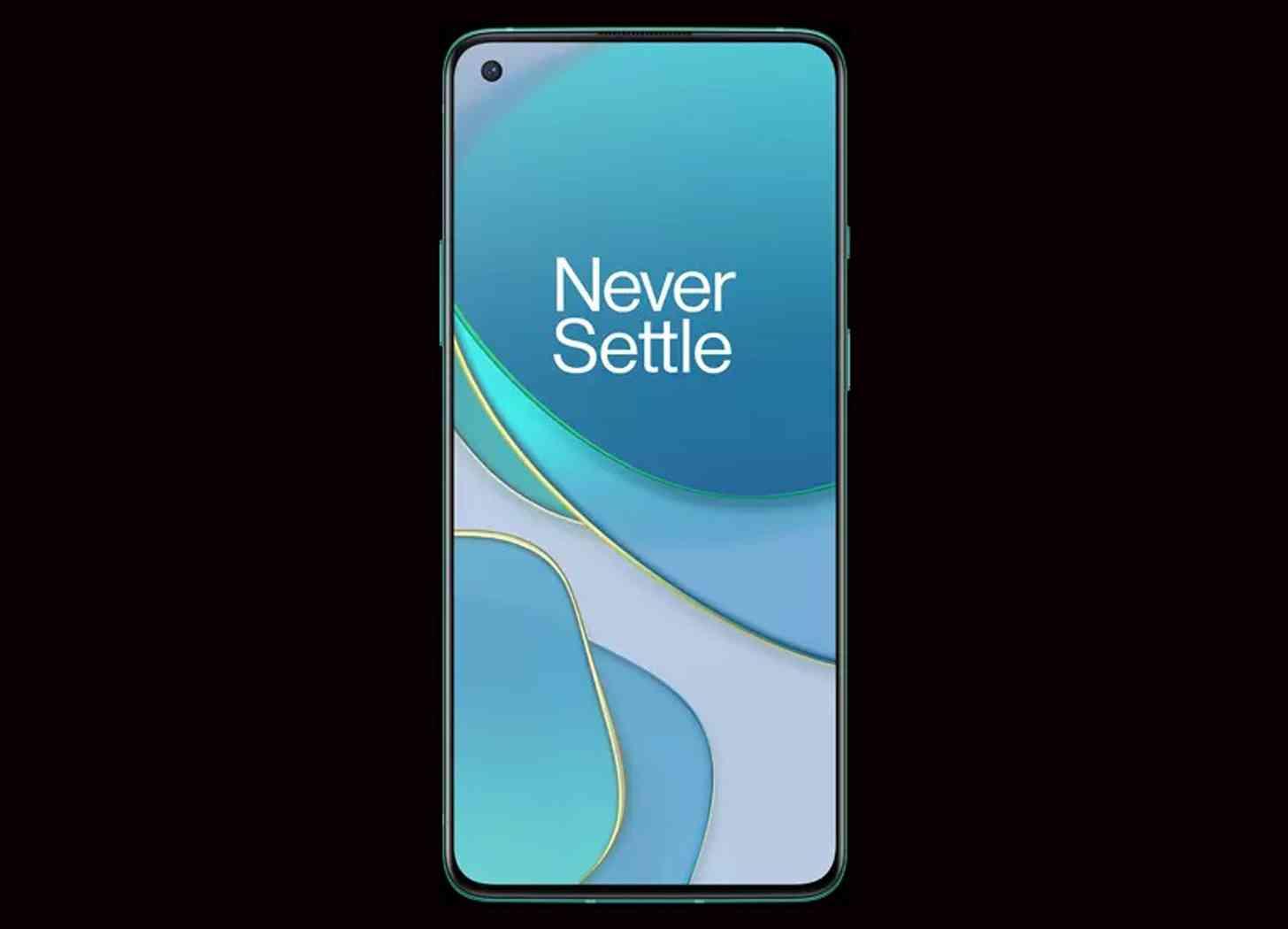 OnePlus 8T image leak
