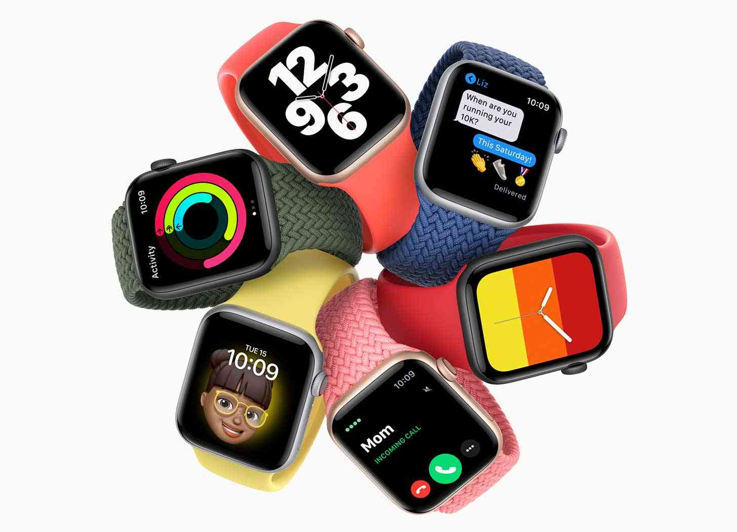Apple Watch SE official