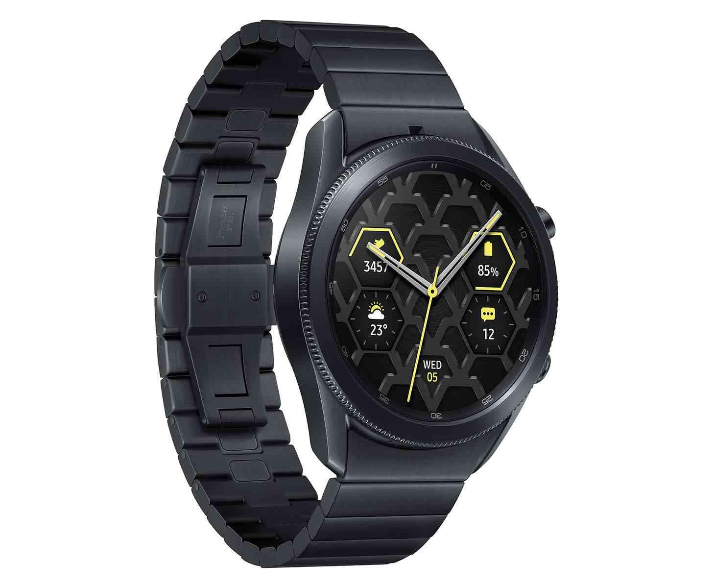 Samsung Galaxy Watch 3 Titanium