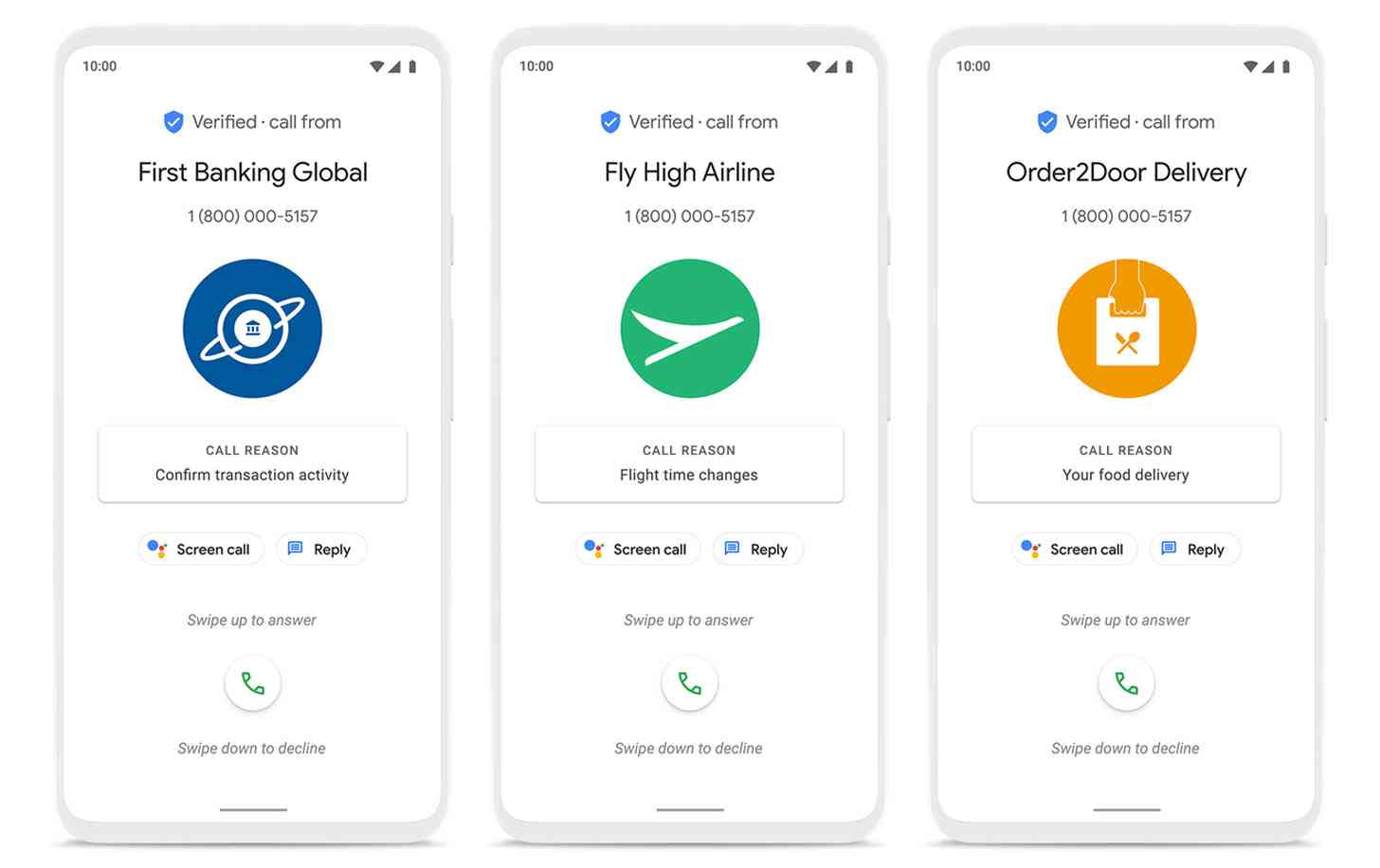 Google Phone Verified Calls