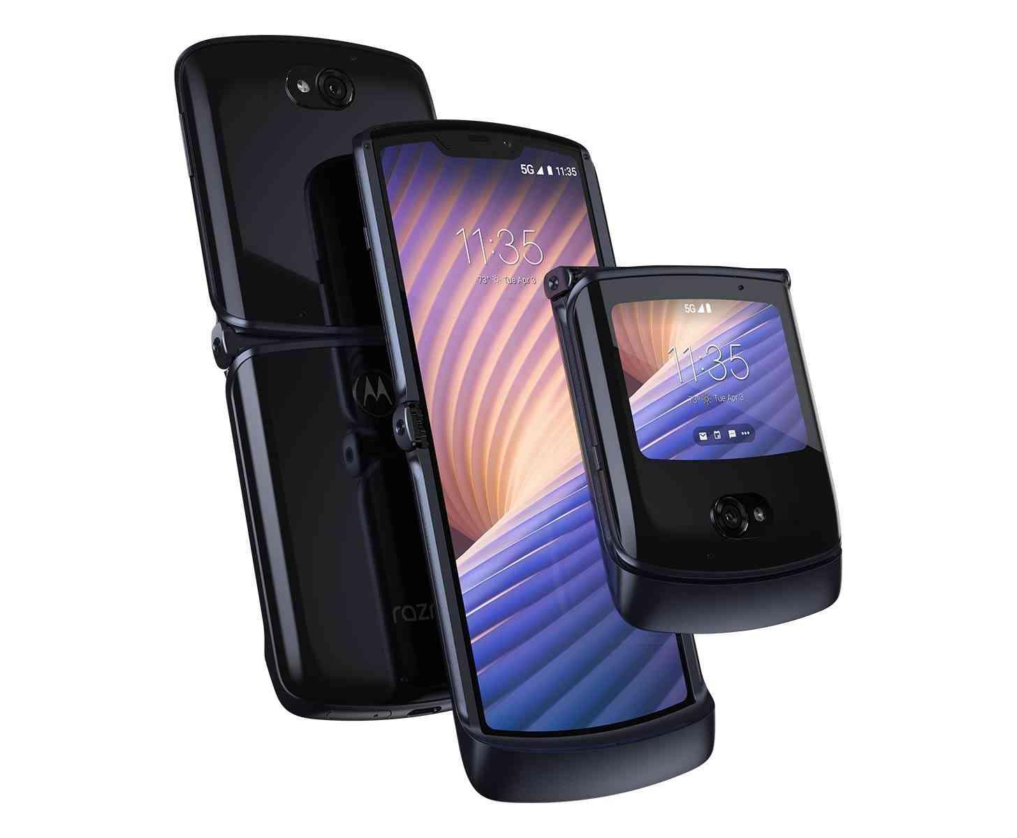 Motorola Razr 2020 official