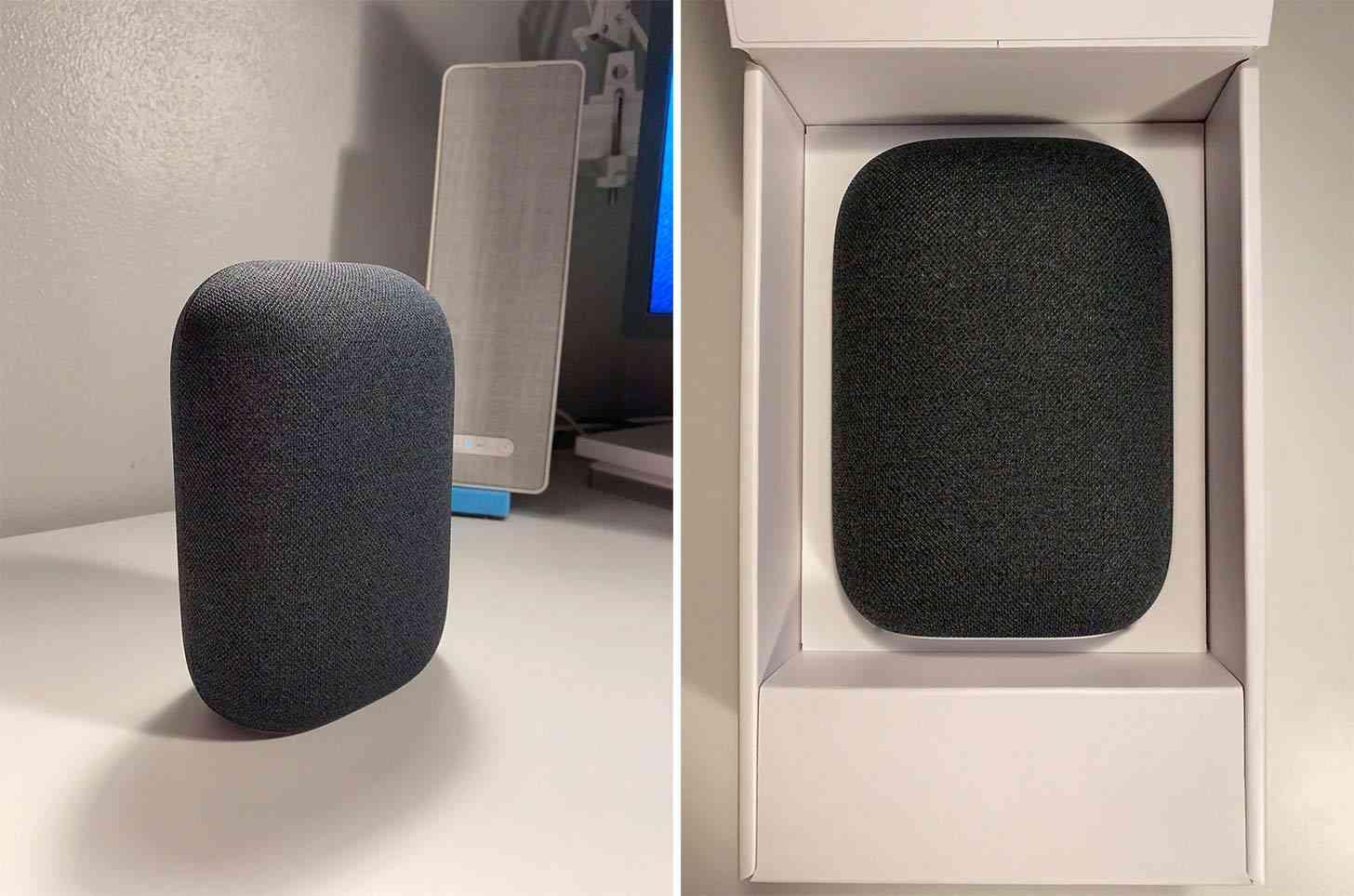 Nest Audio unboxing