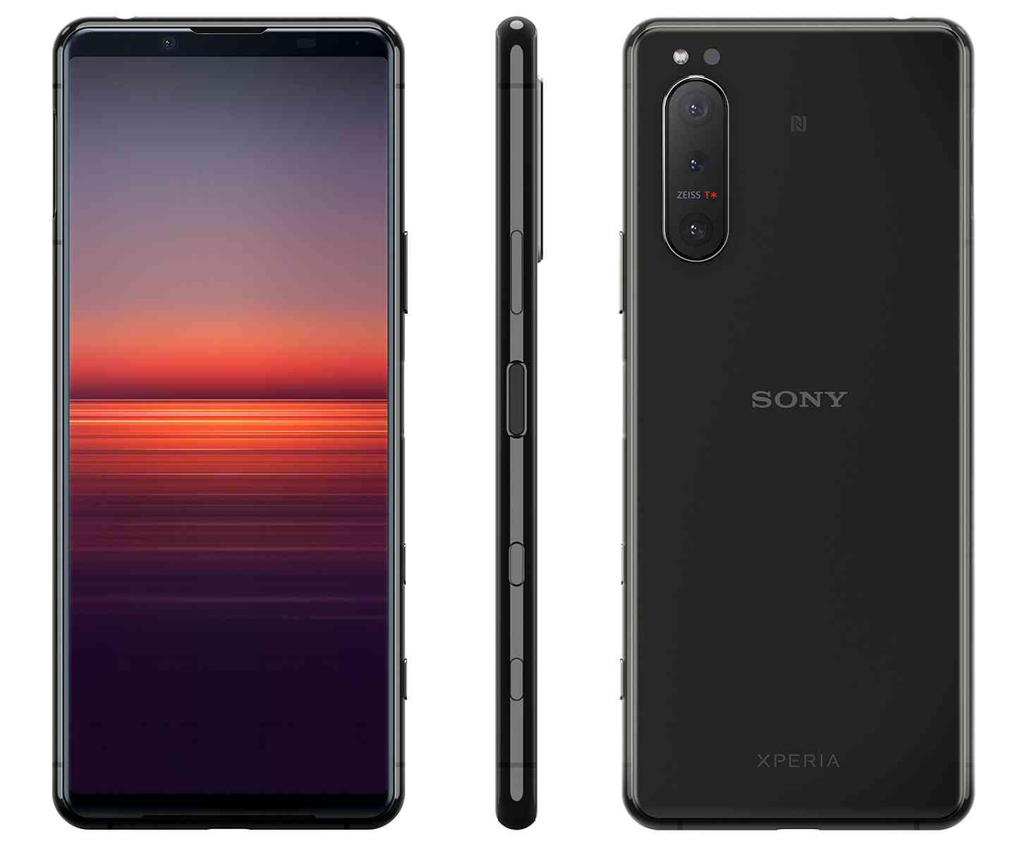 Sony Xperia 5 II official