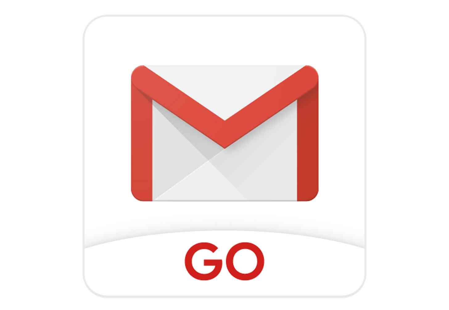 Gmail Go app icon