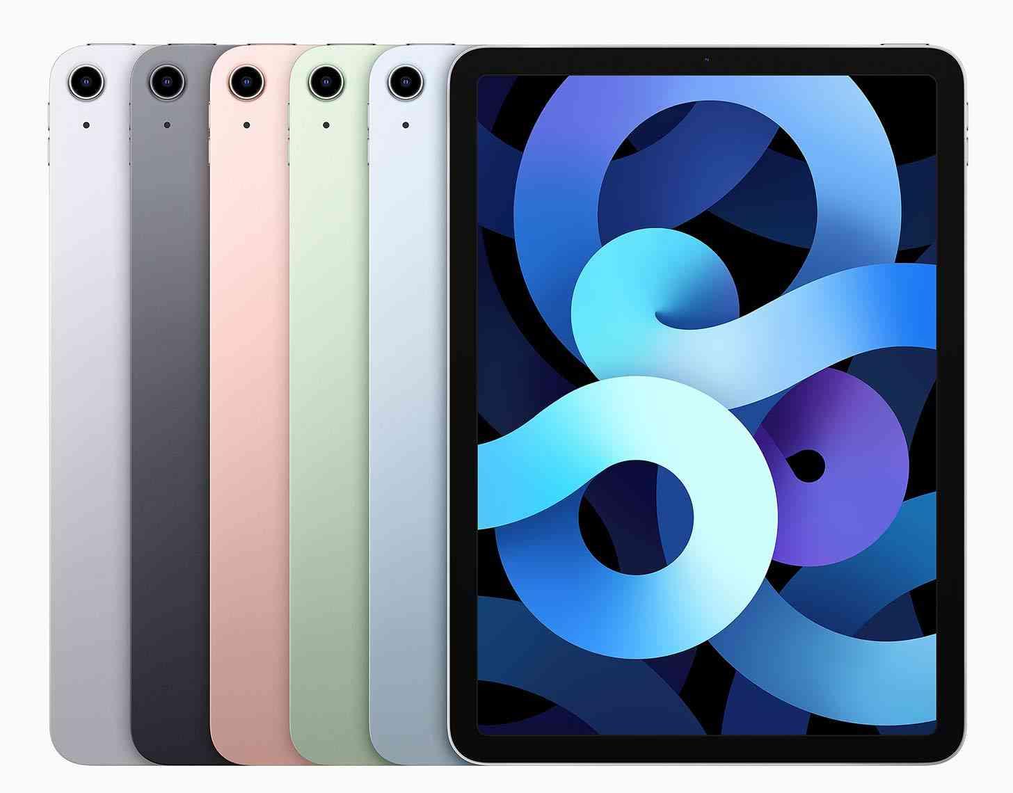 iPad Air 3rd generation colors