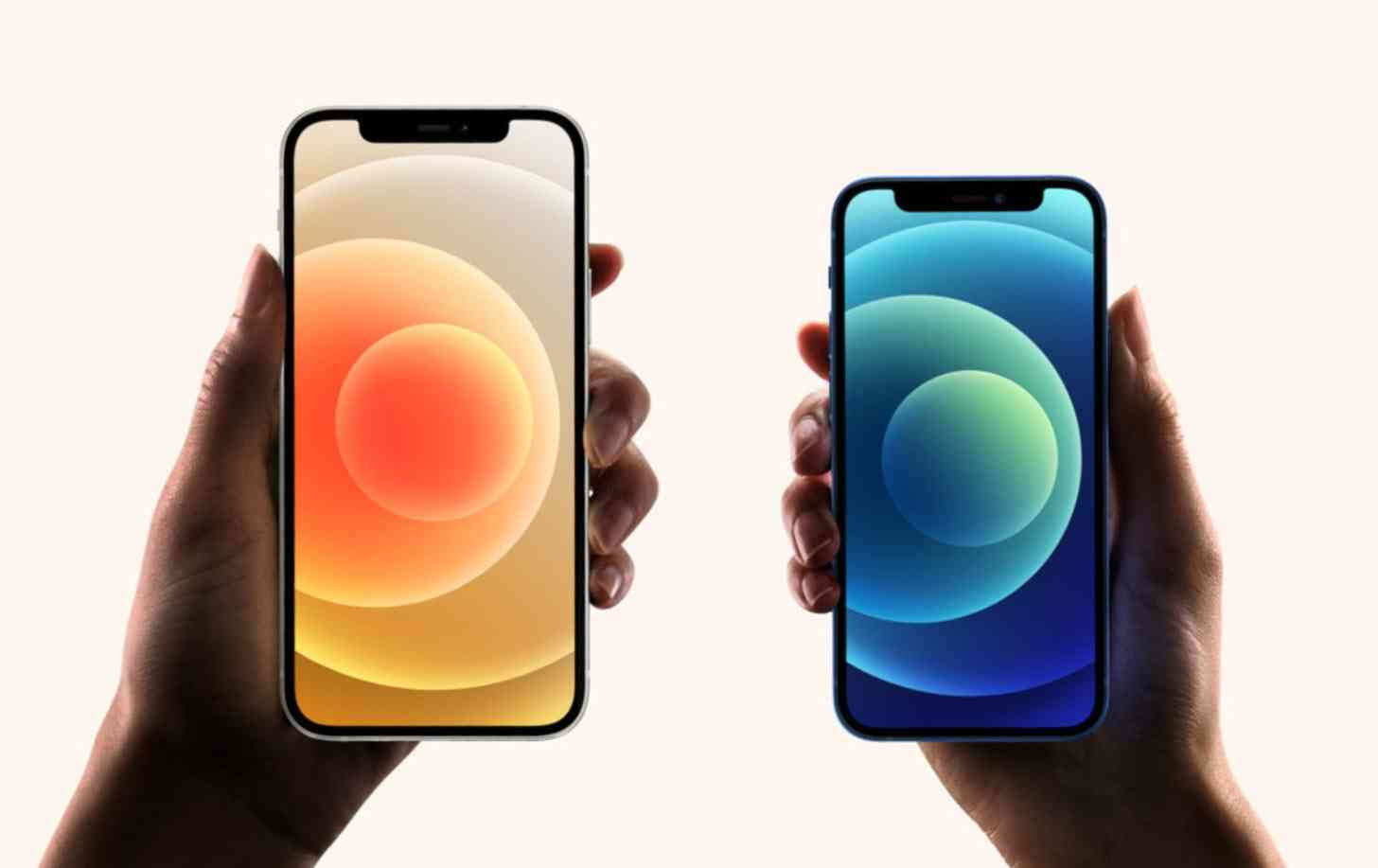 iPhone 12, iPhone 12 mini