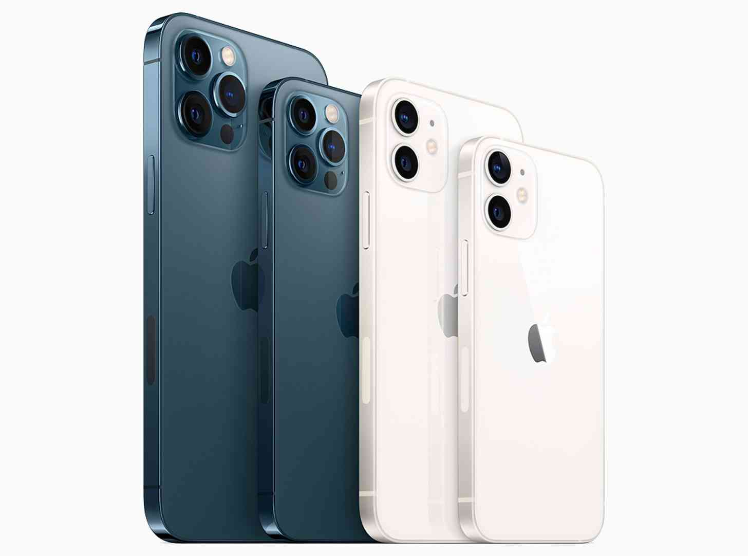 iPhone 12, iPhone 12 Pro lineup