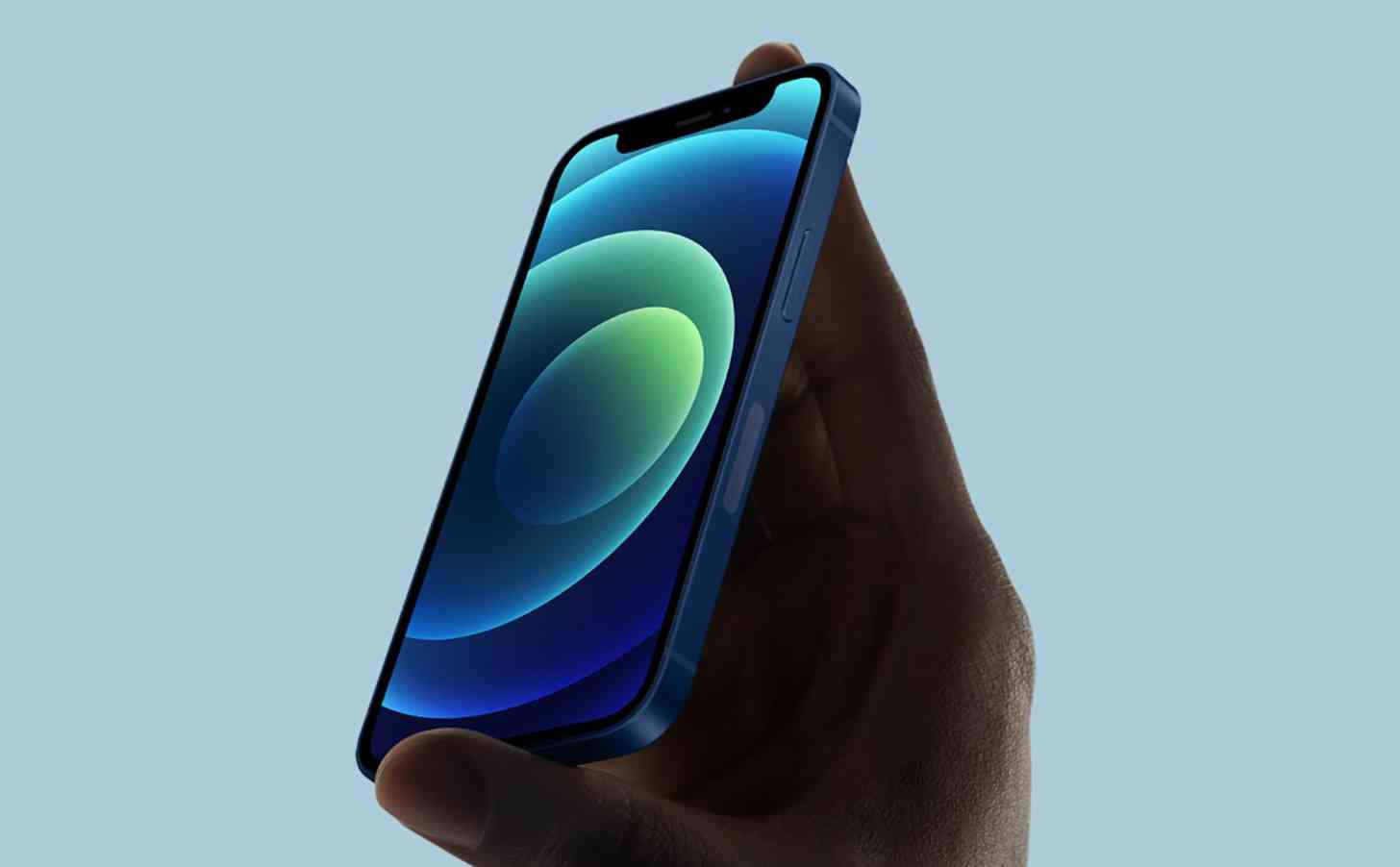 iPhone 12 mmWave 5G antenna