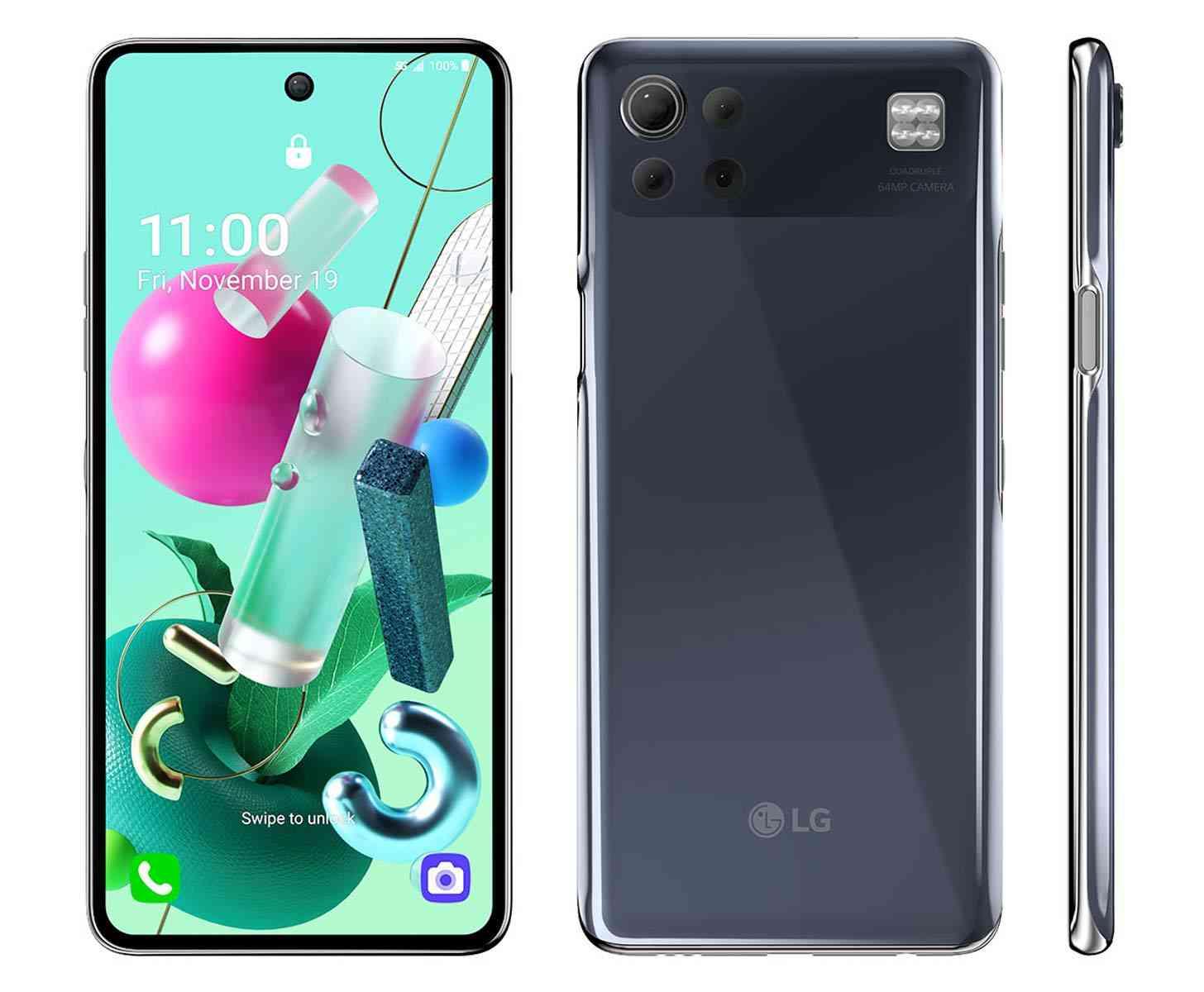 LG K92 5G official