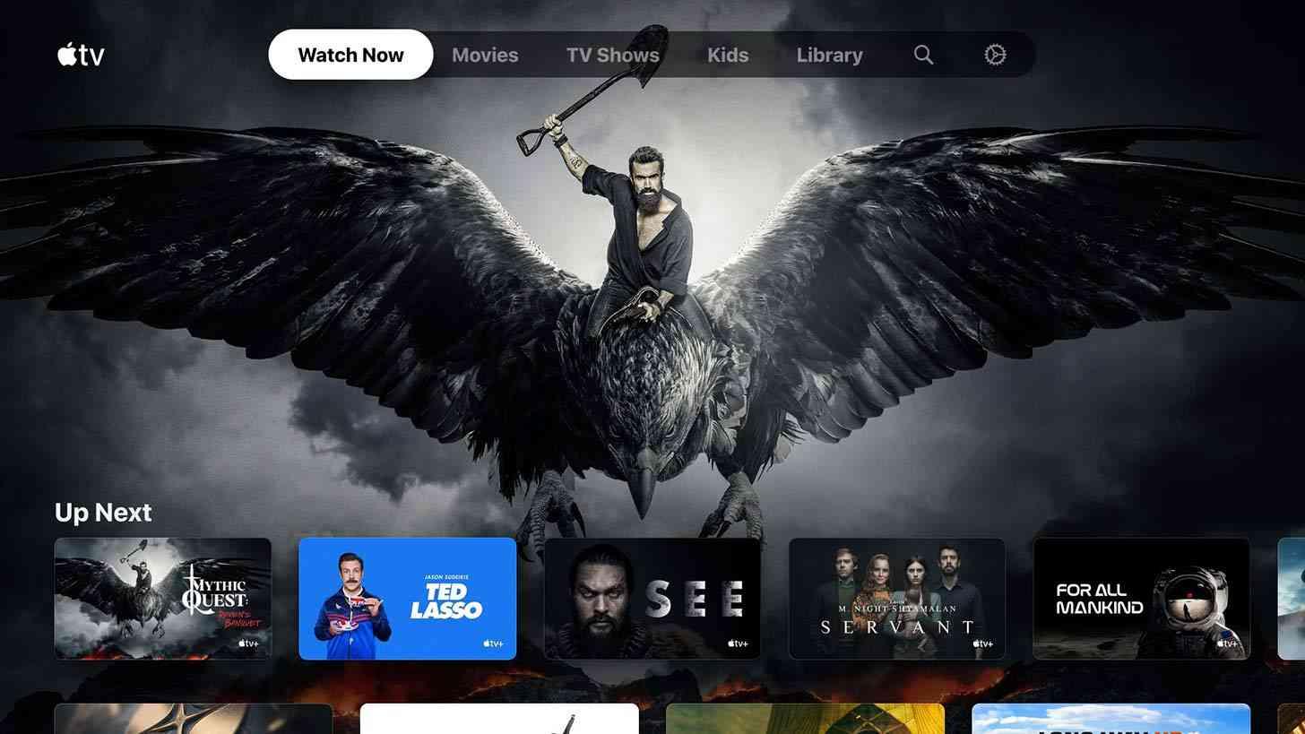 Apple TV Xbox Series X
