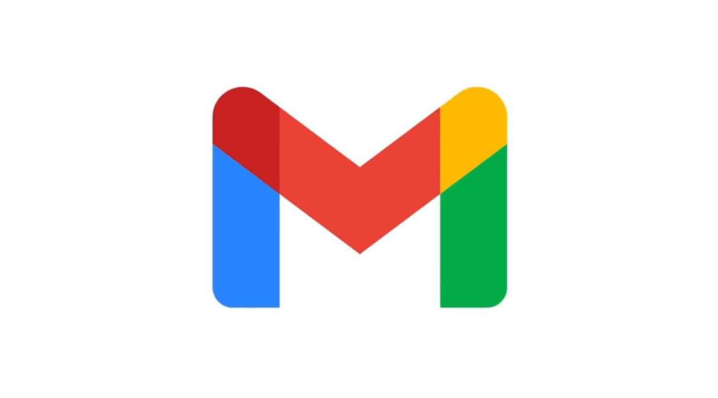 Gmail logo new