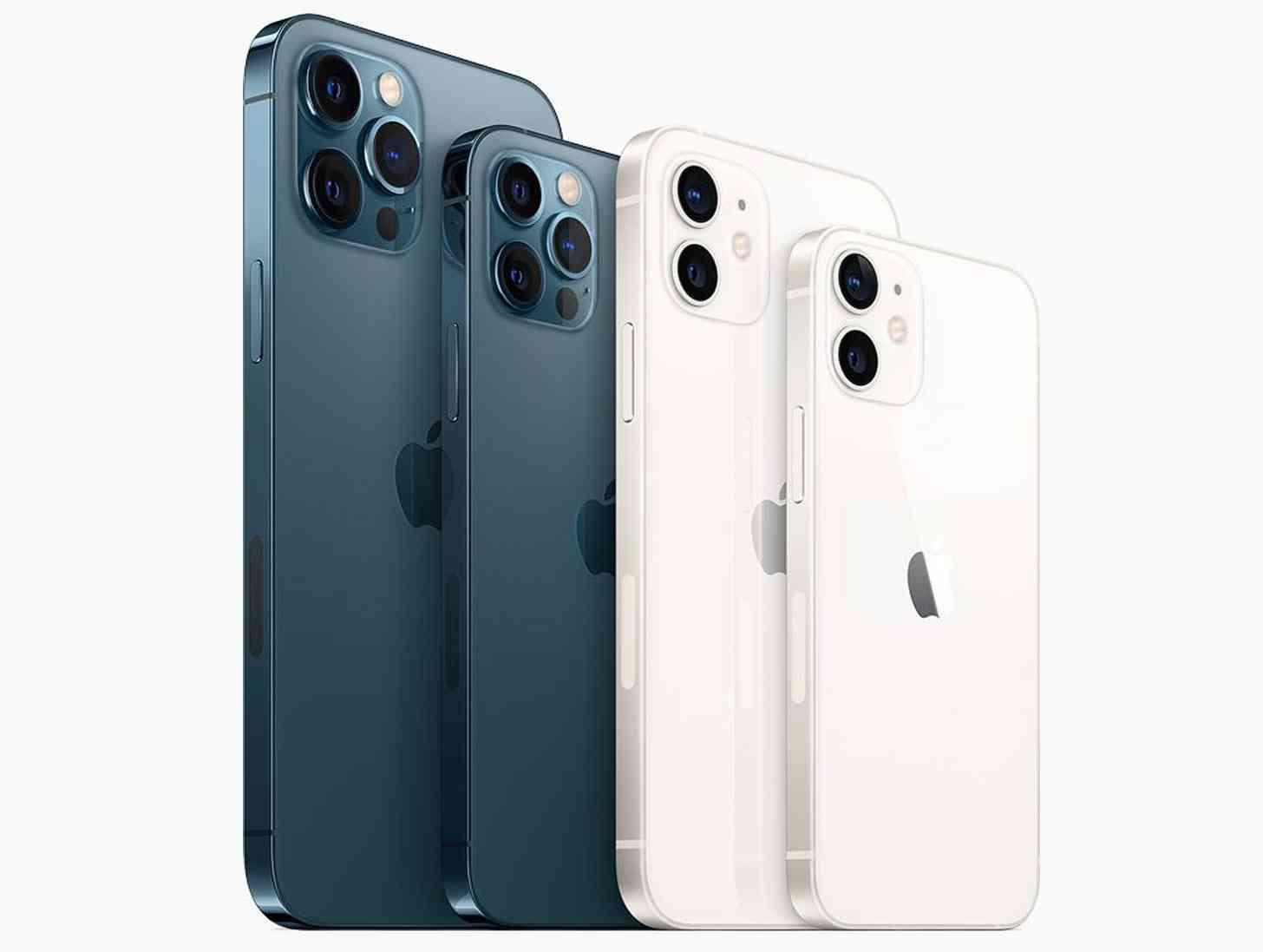 iPhone 12 models