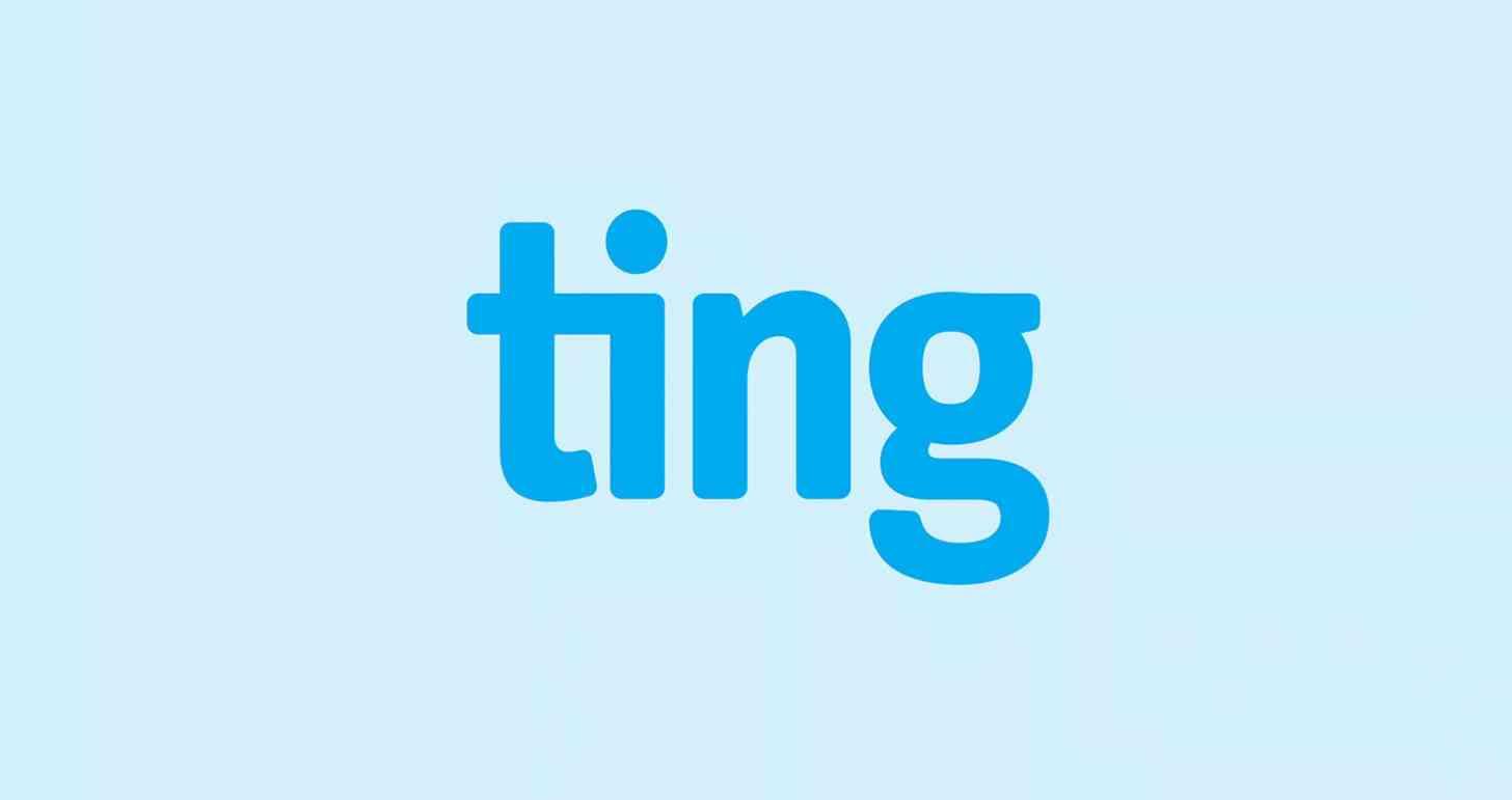 Ting Mobile logo