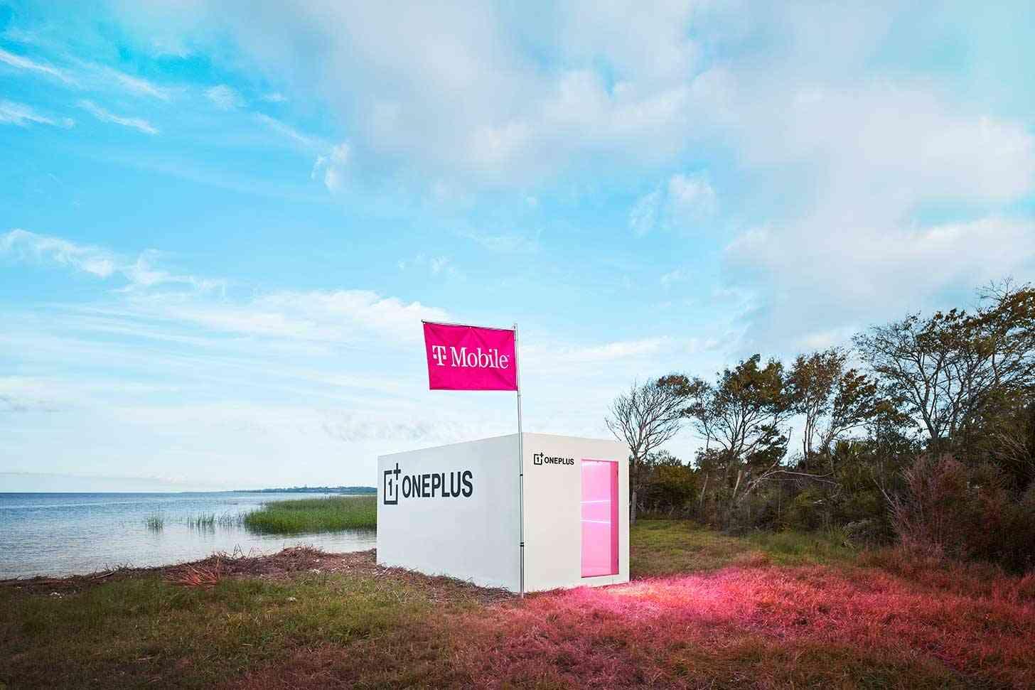T-Mobile OnePlus virtual scavenger hunt