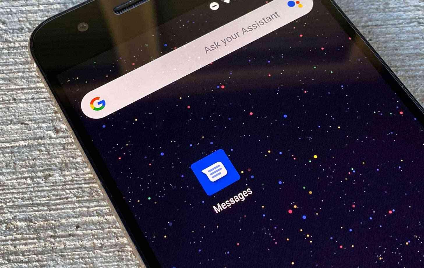 Google Messages app