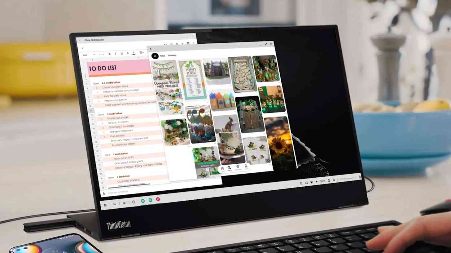 Motorola desktop mode teaser