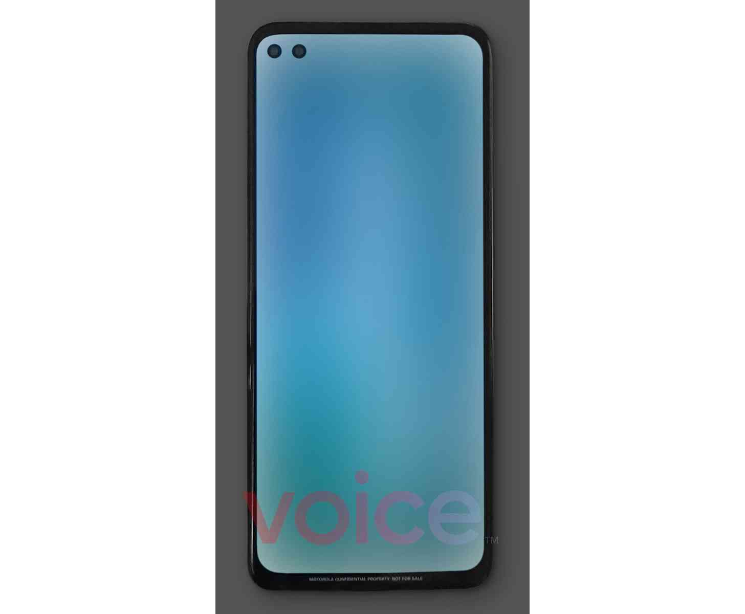 Motorola Nio image leak