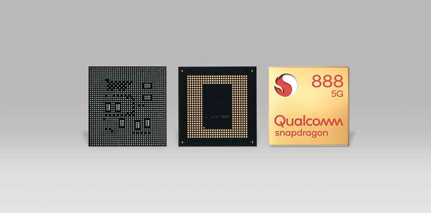 Snapdragon 888 chip official