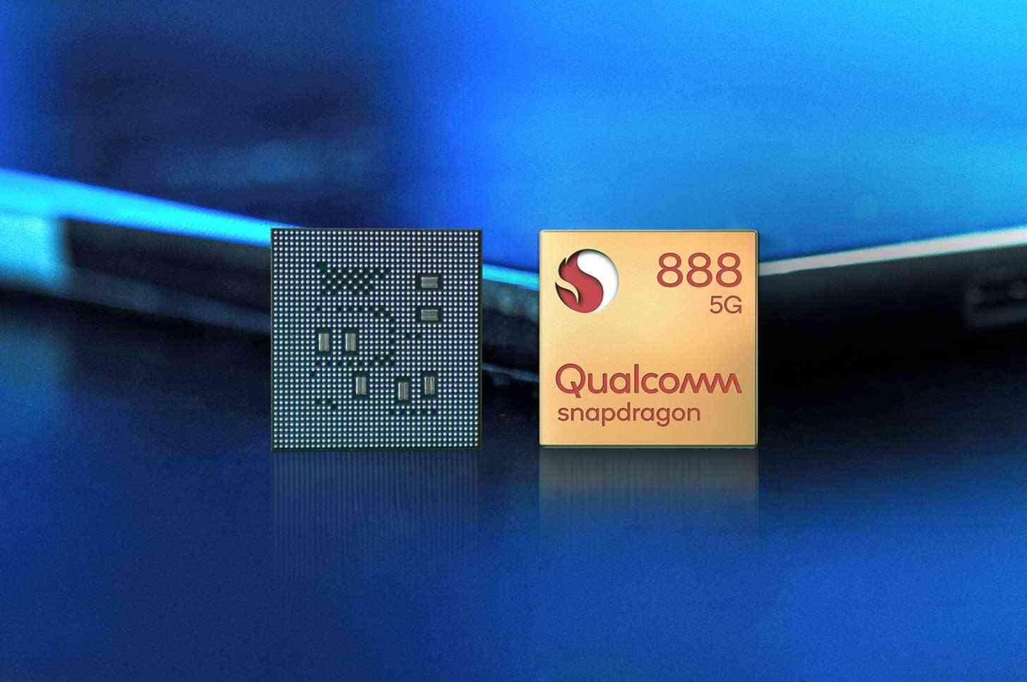 Snapdragon 888 processor official