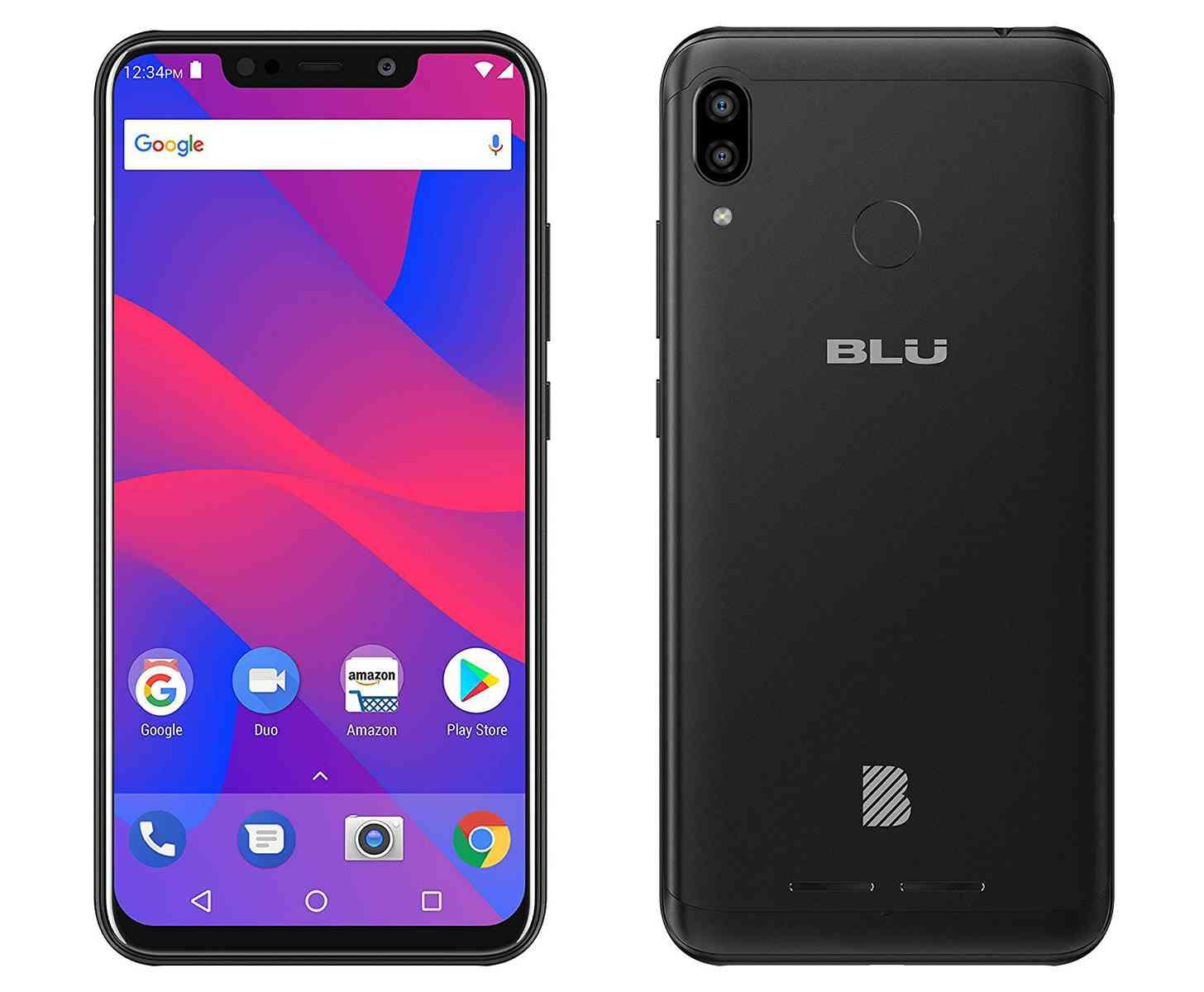 BLU Vivo XL4 official