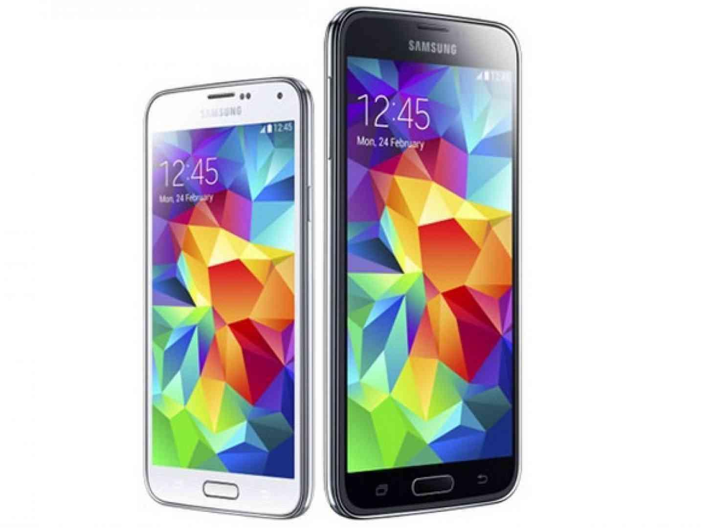Samsung Galacy S5 and S5 mini