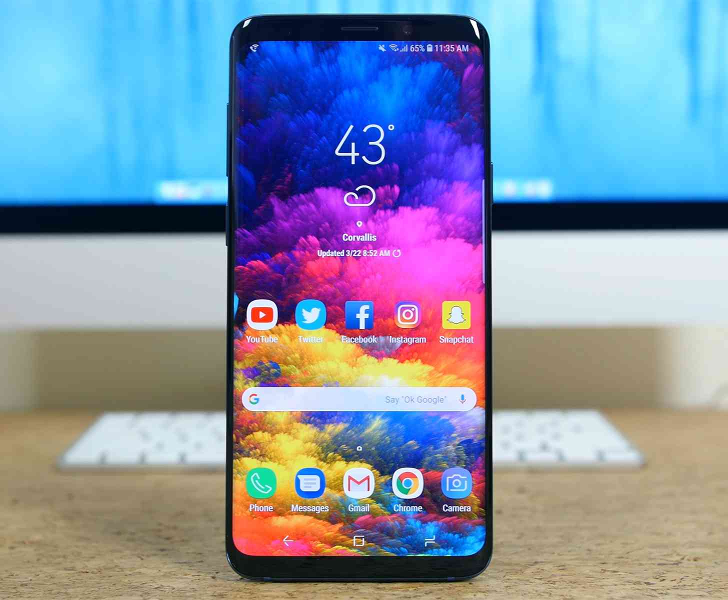 Buy cell jammer - At T-Mobile, buy one Galaxy S8, get the second free