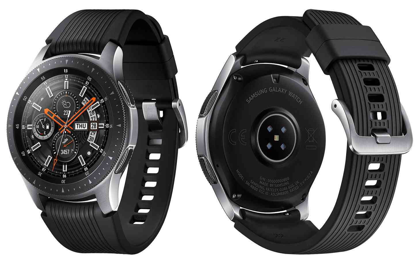 Samsung Galaxy Watch 46mm official