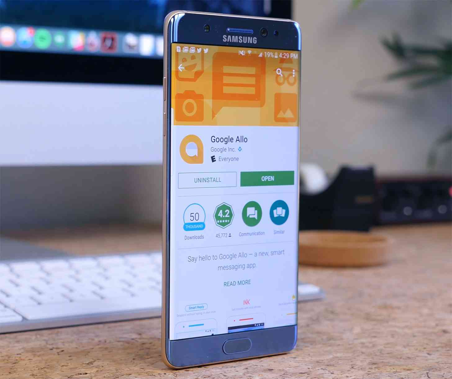 Google Allo Android app