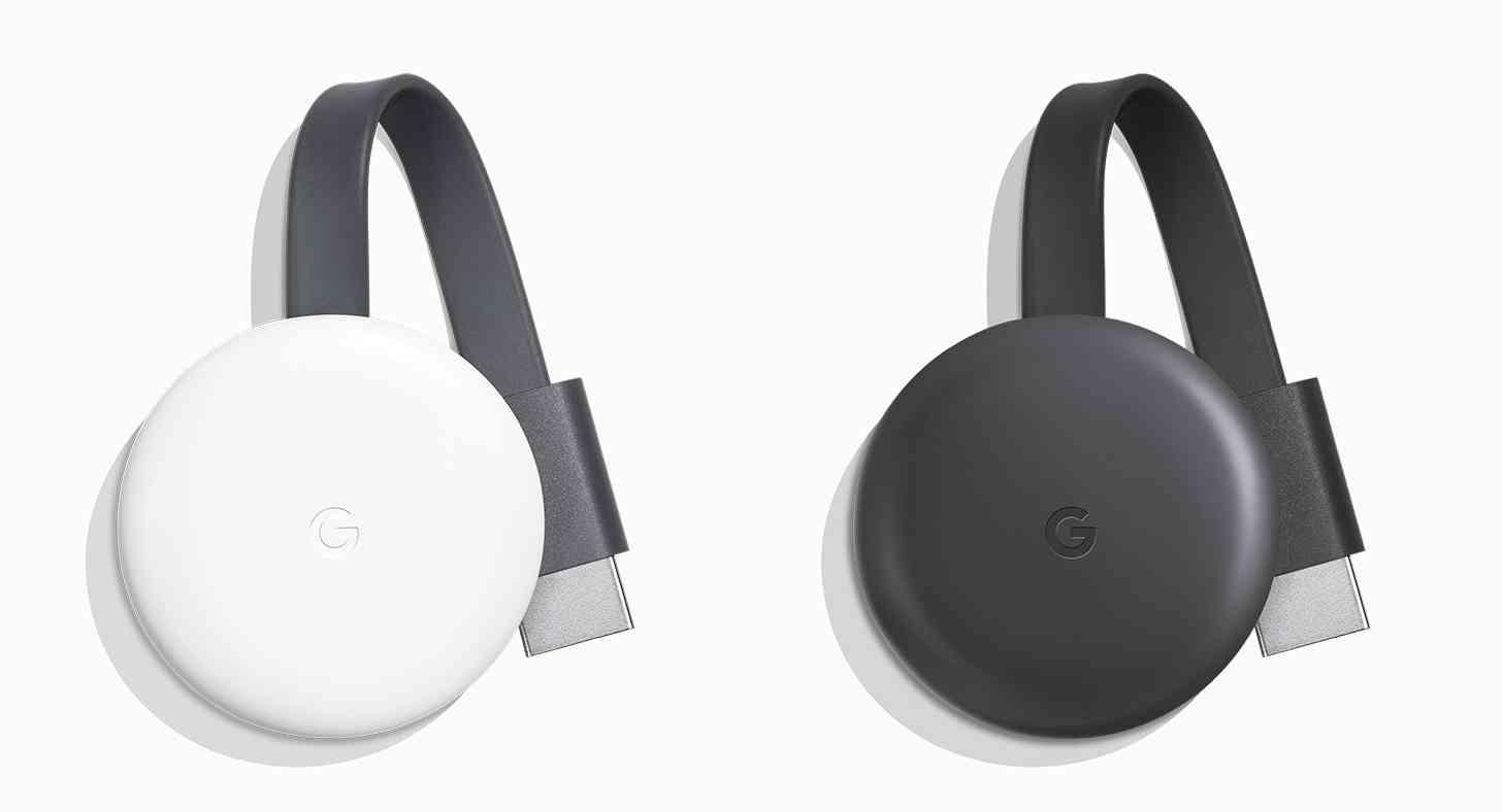 Google Chromecast 2018 official