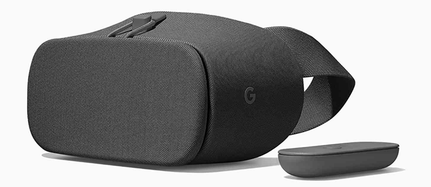 Google Daydream View VR headset