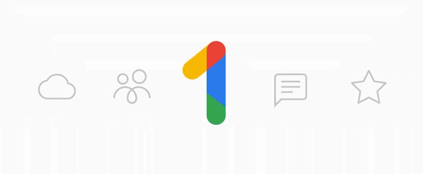 Google One official logo