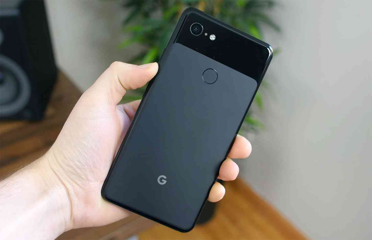 Google Pixel 3 XL rear