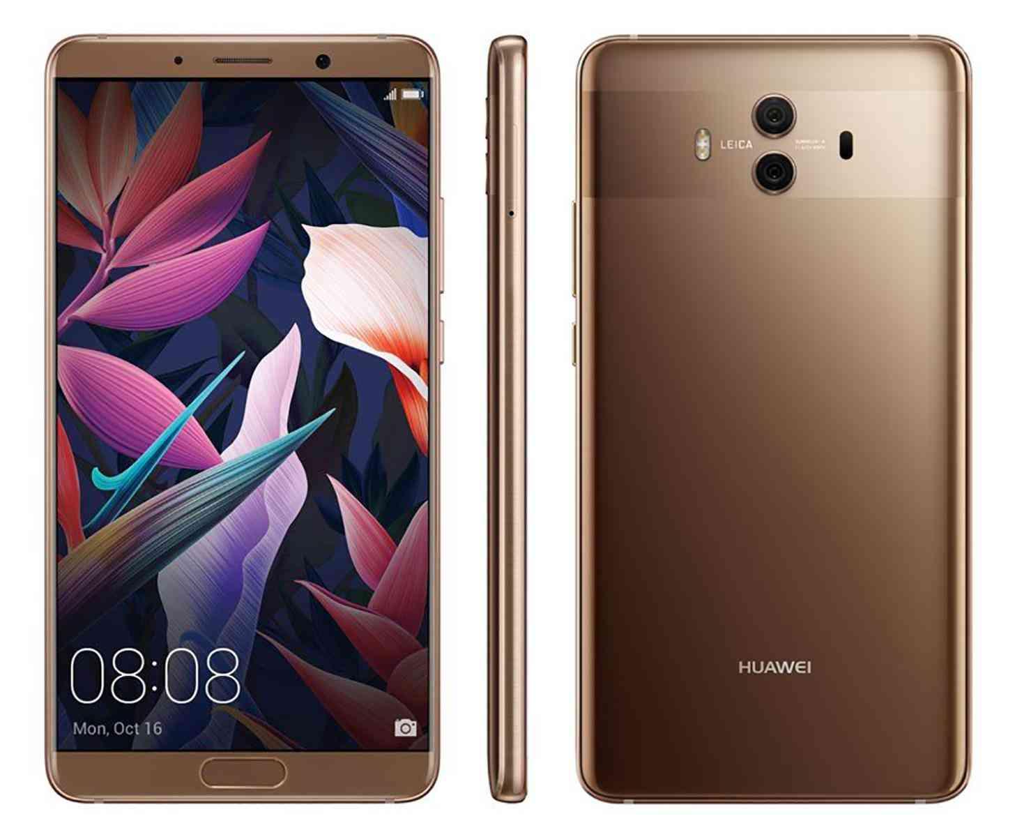 Huawei Mate 10 Mocha official