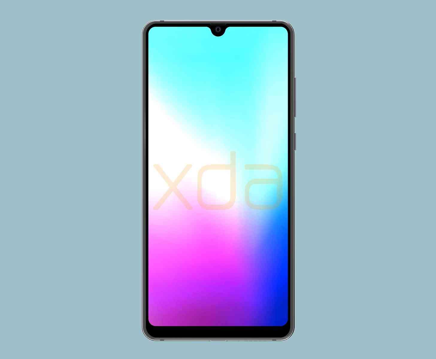 Huawei Mate 20 images leak