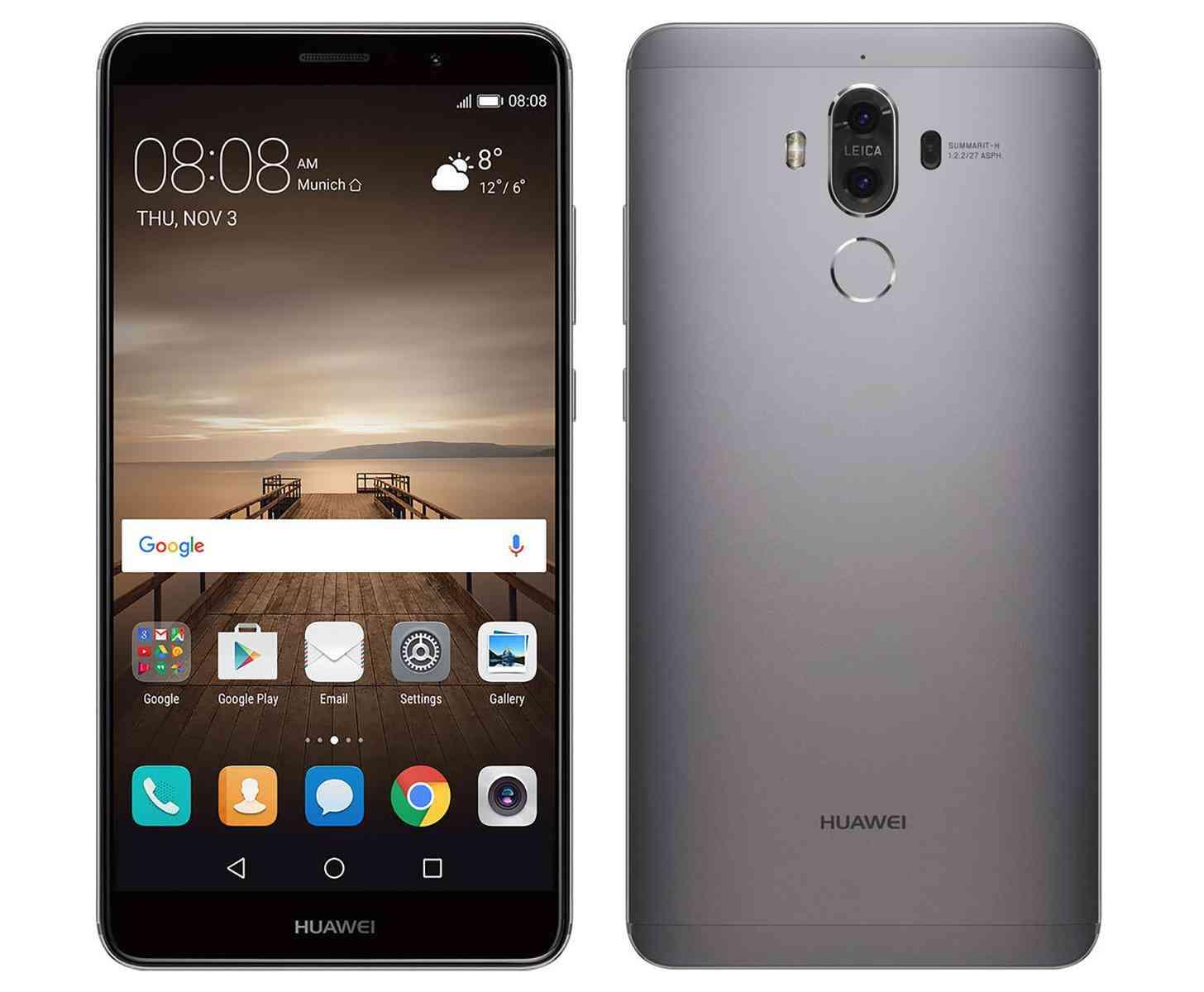 Huawei Mate 9 Space Gray