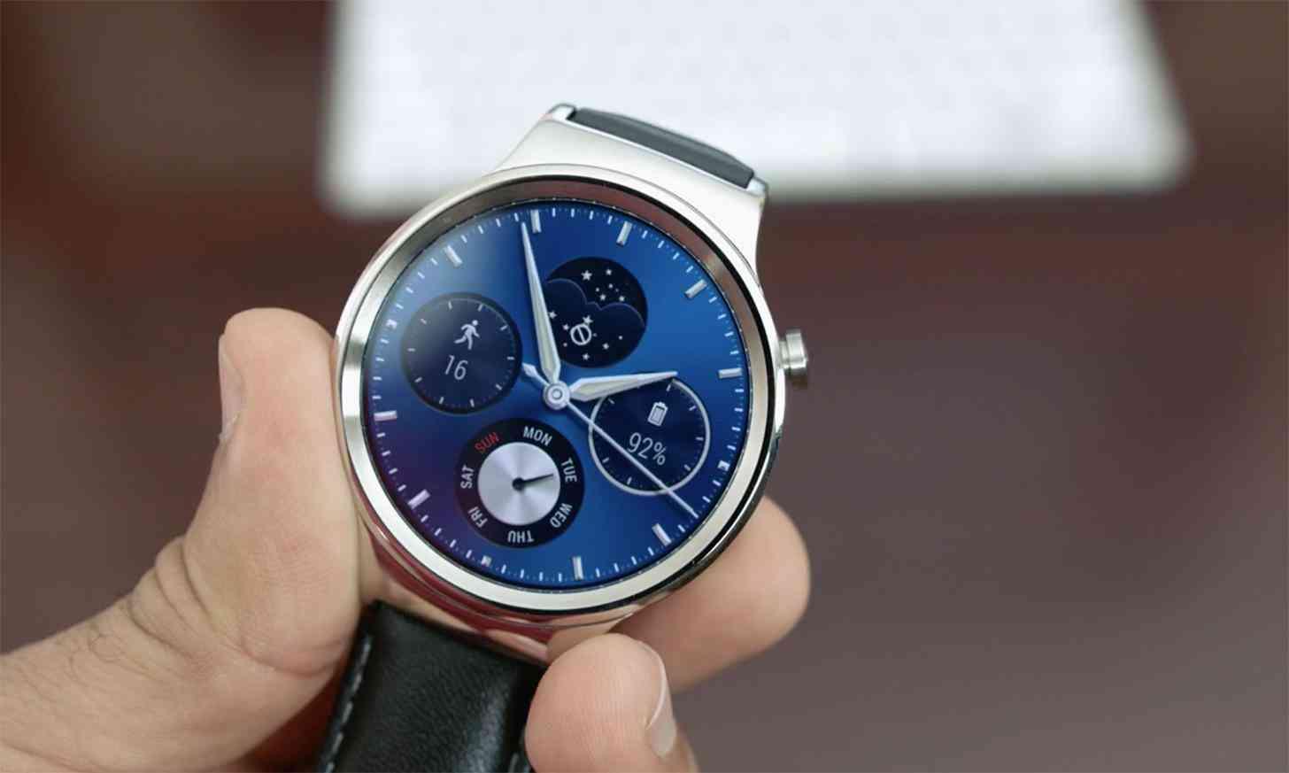 Kết quả hình ảnh cho Huawei Watch 2