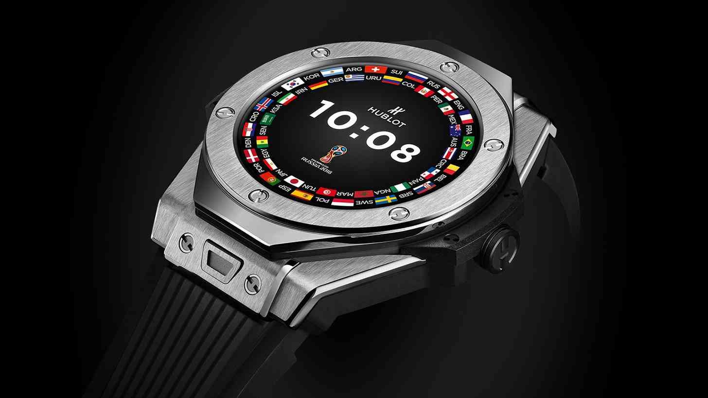 Big Bang Referee 2018 FIFA World Cup Russia Wear OS smartwatch