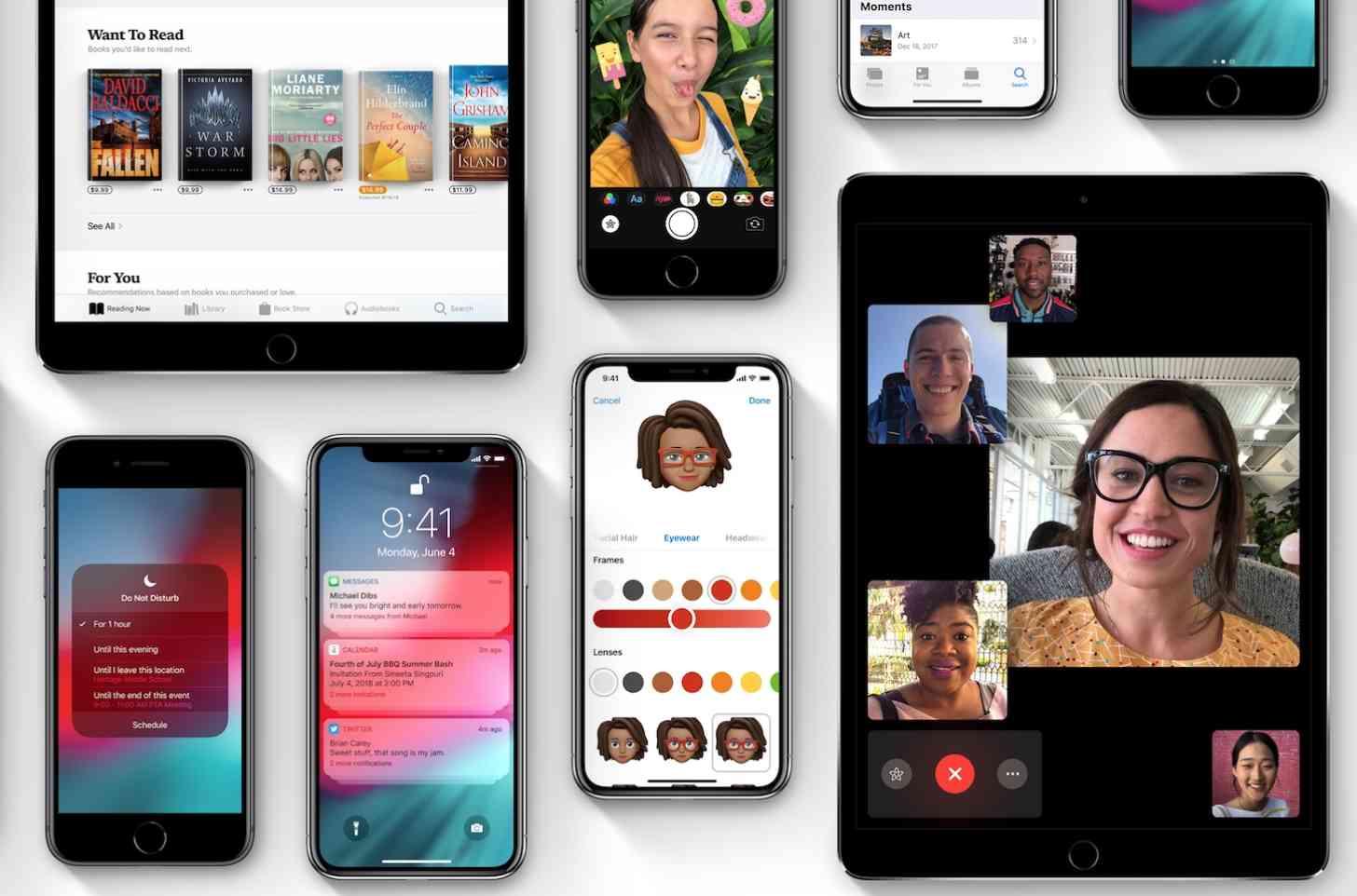 Apple's iOS 12