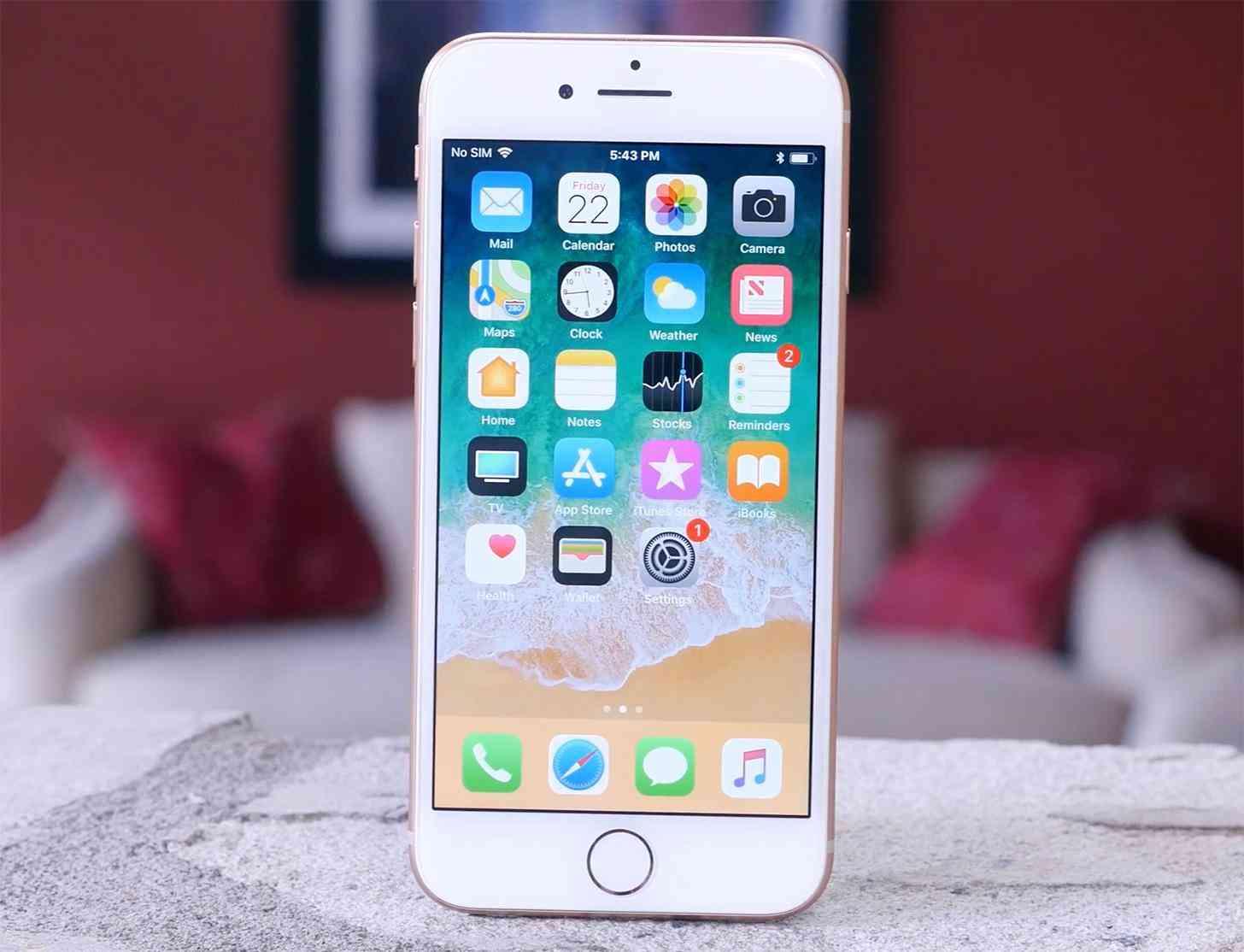 Le Iphone X