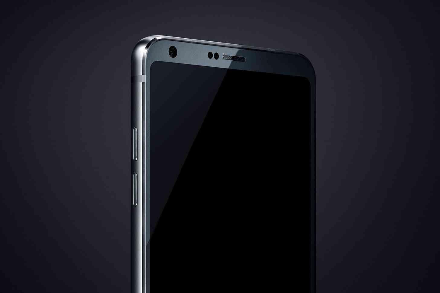 LG G6 front image leak