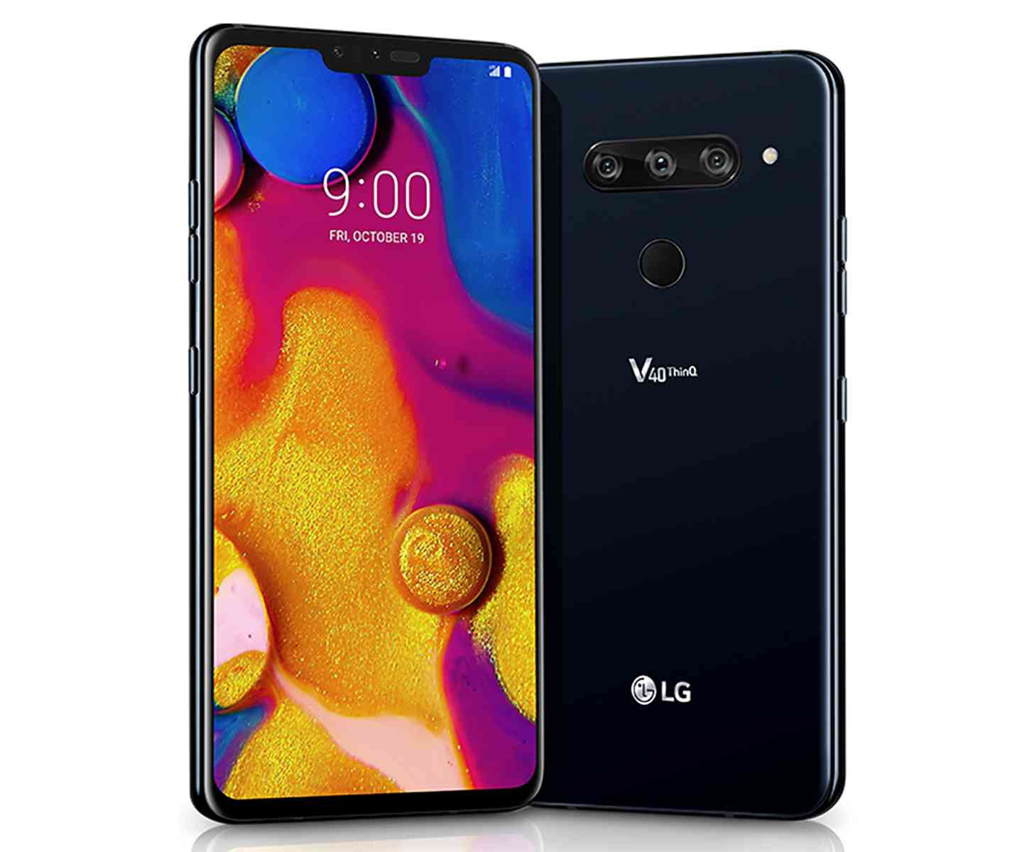 LG V40 ThinQ official