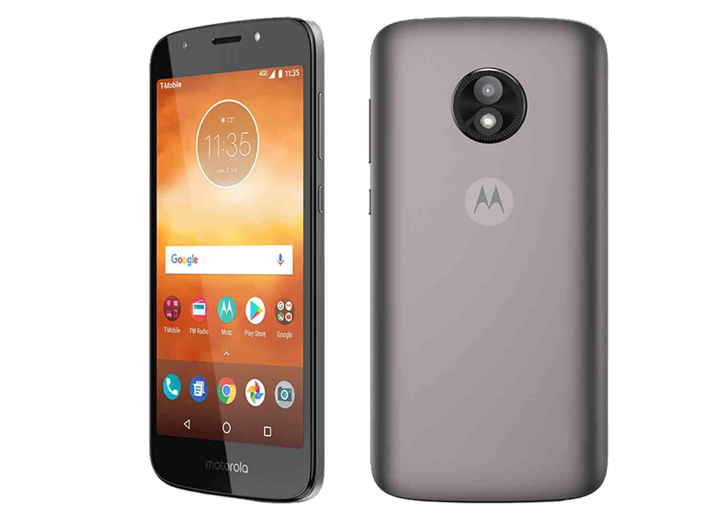 Moto E5 VS Moto E5 Play: la pantalla y Android GO son ...