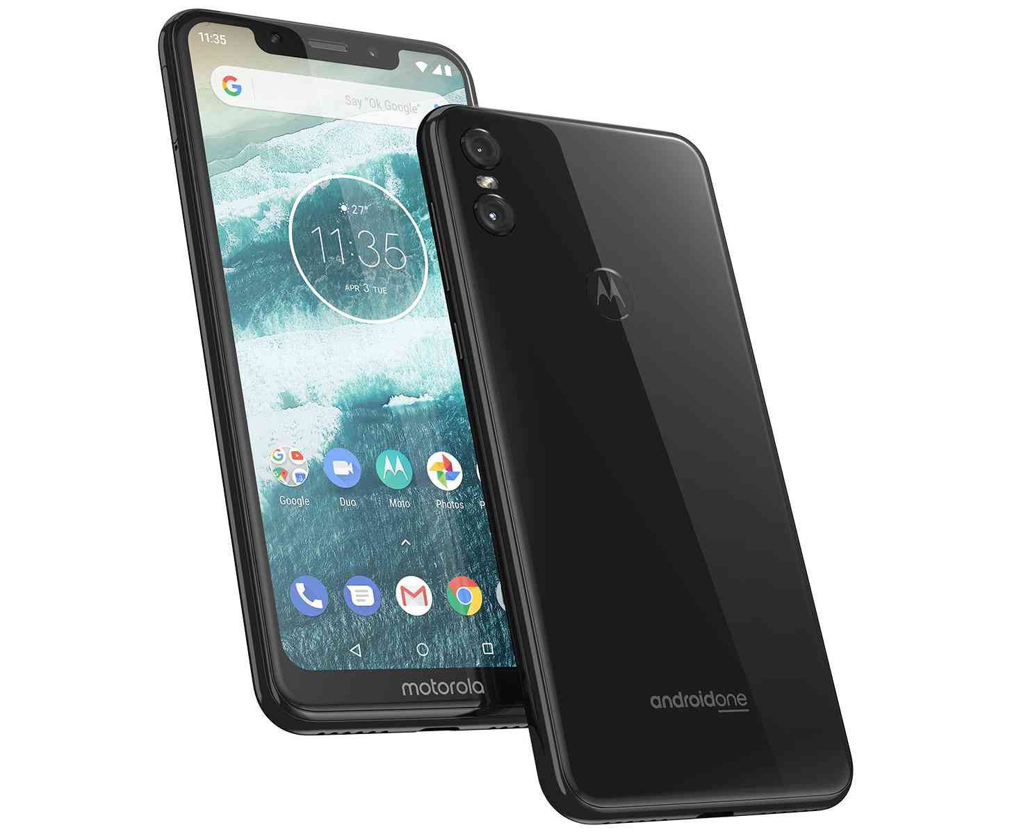 Motorola One official