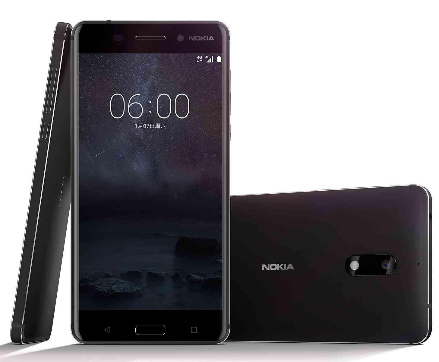 Nokia 6 official